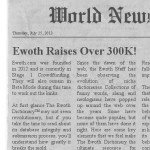 ewoth headline